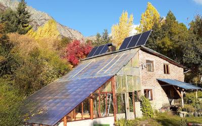 Generador On Grid para Robert Krause con inyección a red eléctrica local