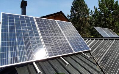 Generador On Grid en modo off grid en Lago Puelo, Chubut