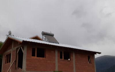 Termotanque solar 200Lts en Lago Puelo, Chubut