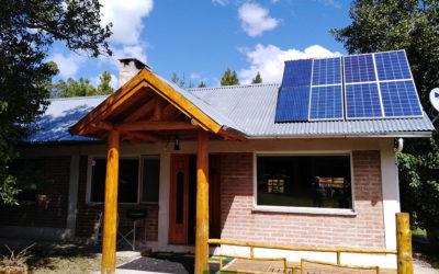 Kit Solar on grid 4Kw + Termotanque solar 150Lts