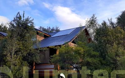 Cambio de regulador y ampliación de generación fotovoltaica