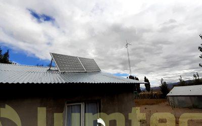 Reacondicionamiento de sistema solar fotovoltaico