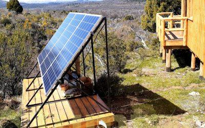 Mantenimiento de sistema solar fotovoltaico