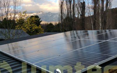 Ampliación y reubicación de un sistema solar fotovoltaico